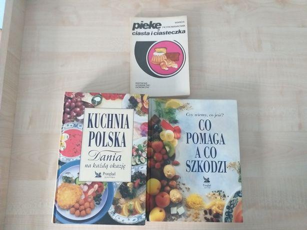 Przepisy gotowanie książki kulinarne