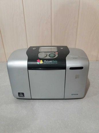 Продам фотопринтер EPSON PictureMate model B271A