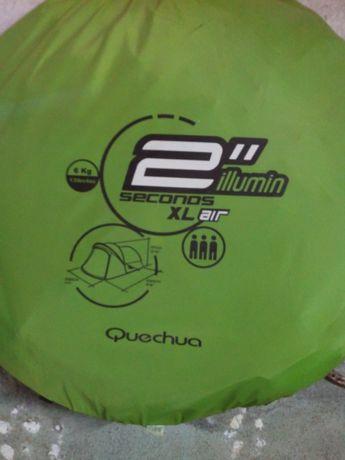 Tenda Quechua 2 seconds illumin XL air 3 lugares