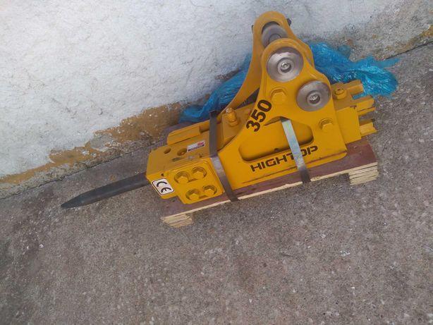 Martelo para mini-escavadora