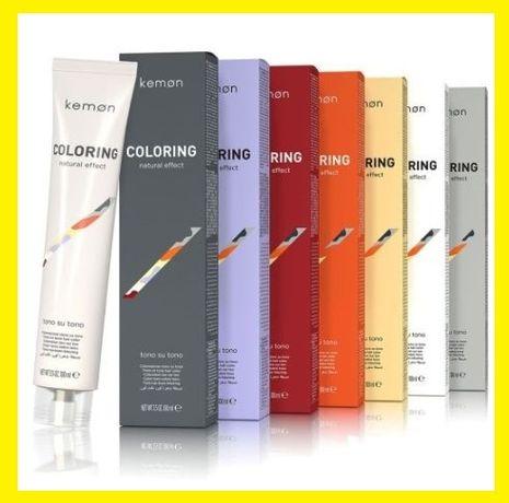 Kemon Coloring, Cremer Color - Farby do Włosów