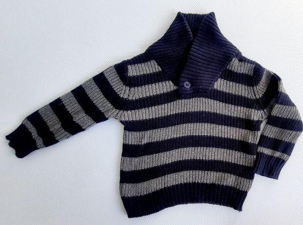 Camisola bebé 9-12meses