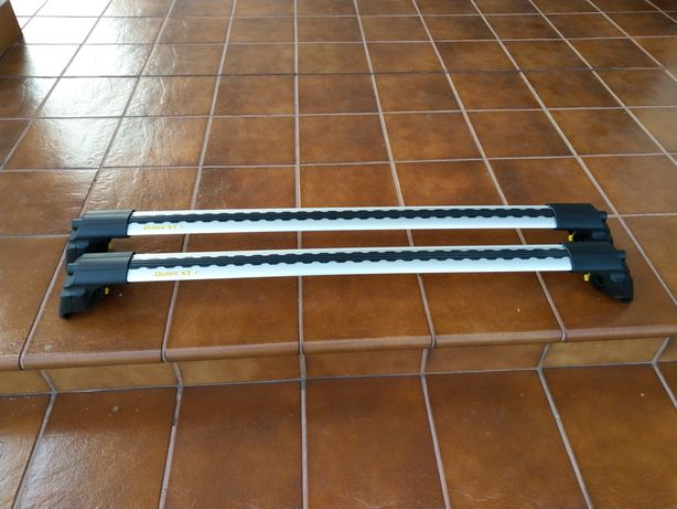 Bagażnik dachowy belki INTER-PACK Quiet XT BMW X3 F25 10-18