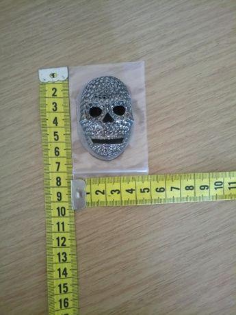 Фурнитура байкер рок череп