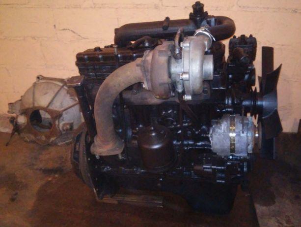 Двигатель дизель Д-245 , Д-240 на Зил