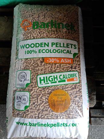 Pellet drzewny barlinek
