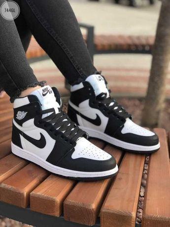 744GL Nike Air Jordan кроссовки найк аир джордан женские ботинки