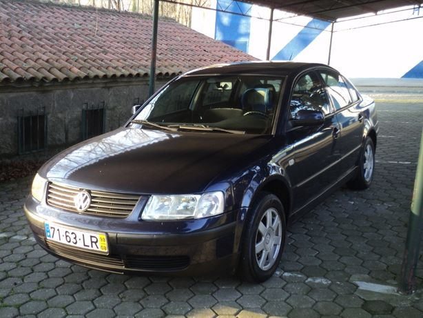Automovel Passat 1.9 TDI 110 CV ano 1998 nacional