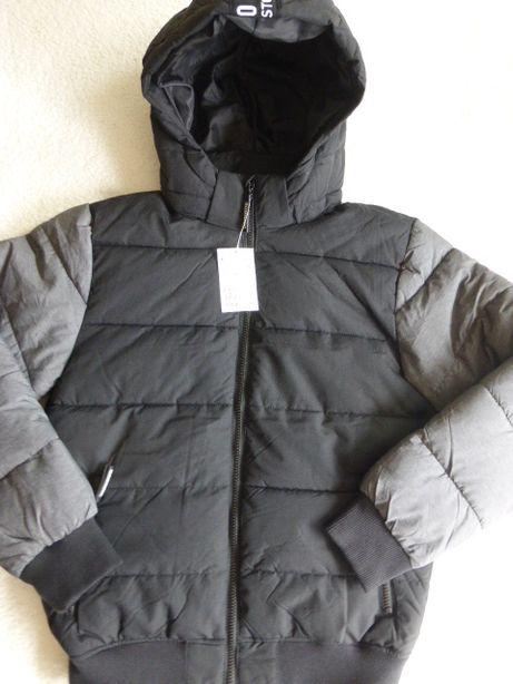 Зимняя куртка H&M 152 р,синтепон плотный