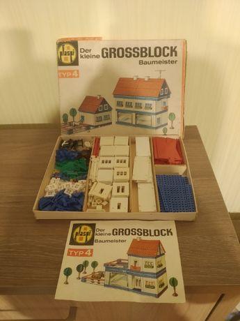Der kleine grossblock domek składany