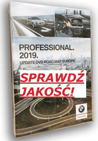 *Nawigacja Mapa Professional 2019 EU BMW E90 E60 X5 X6 100 PEWNA !!! *