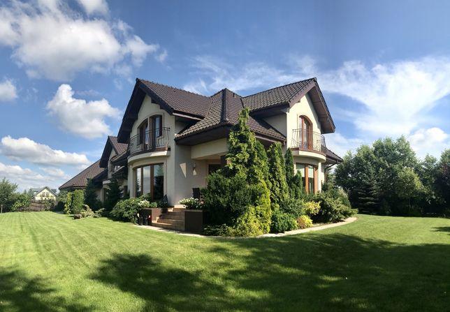 Przestronny nowoczesny dom z pompą ciepła - Białołęka