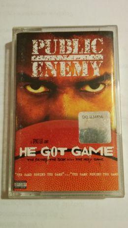 Public Enemy - He Got Game - Kaseta