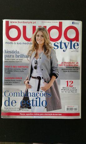 Revistas Burda Style