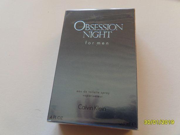 CALVIN KLEIN Obsession Night for men 125 ml