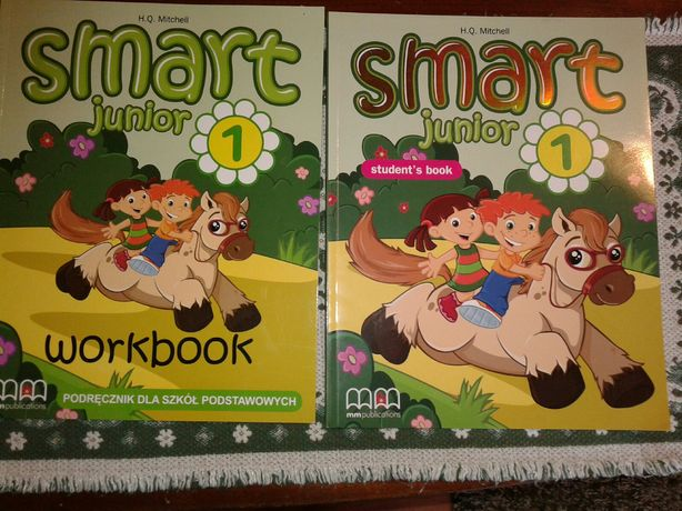 Smart junior workbook język angielski