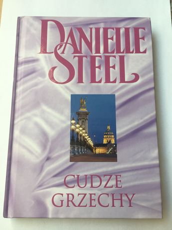 KSIĄŻKA Cudze grzechy Danielle Steel