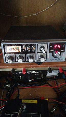Vendo Rádio cb ge 25B