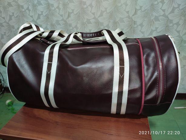 Спортивная сумка мужская/женская для фитнеса, дорожная
