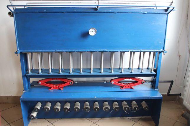 Maszyna produkcja świec opłacalny biznes
