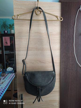 Śliczna szara torebka 1 + druga torebka za pół ceny