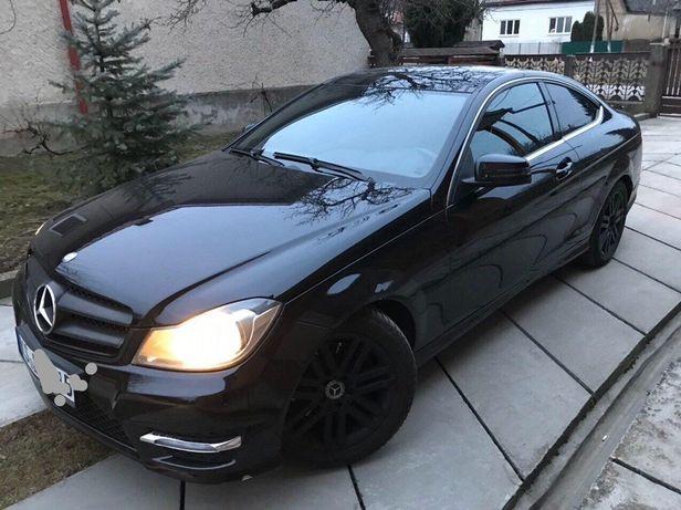 Разборка Mercedes W204 2011 года Coupe 3,5 бензин купе