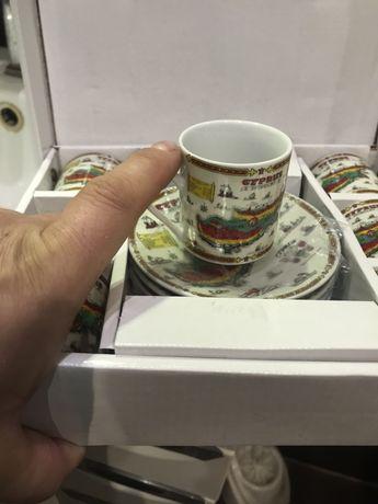 Кофейный набор чашки для кофе