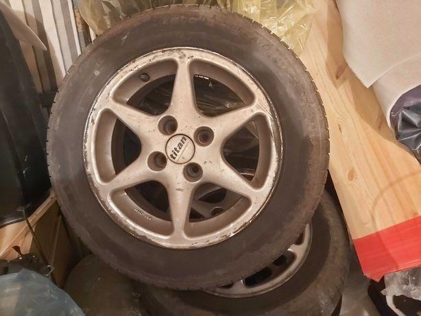 Opony Koła Fiat punto 2