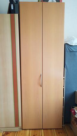 Szafa garderoba wysoka