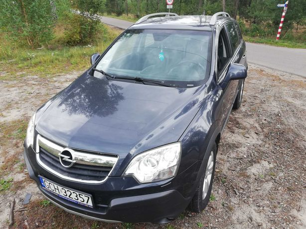 Opel Antara 2.0 CDTI  4x4 klima,
