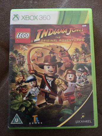 Indiana Jones gra xbox 360