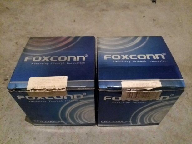 2x Dissipador CPU Cooler Foxconn CMI-775-1B