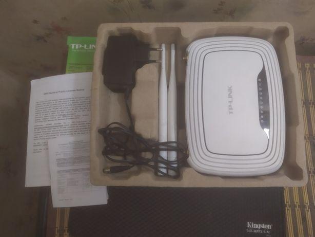 Мощный роутер 300 Мбит/с, TP-Link TL-WR842ND, USB, PoE, 4xLAN, 1хWAN