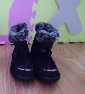 Buty dziecięce zimowe r.24