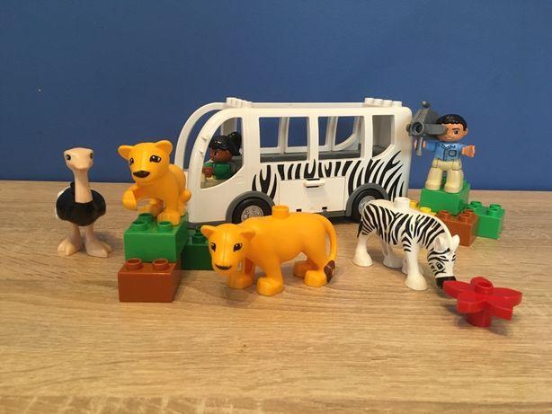 Lego Duplo 10502 zoo autobus safari