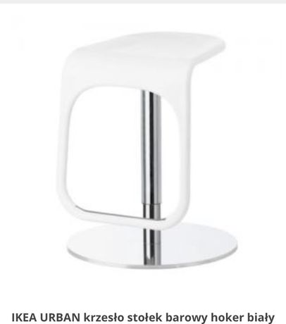 Hokery krzesła barowe ikea urban