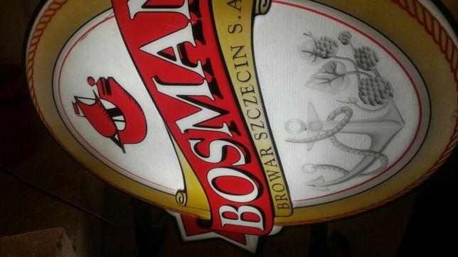 Reklama piwa Bosman