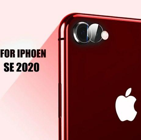 słona kamery iPhone SE 2020