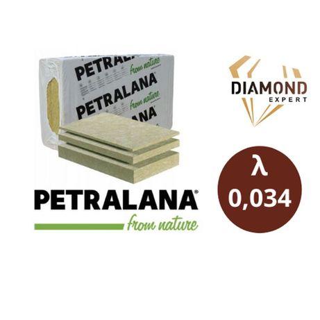 Wełna Mineralna- Na Elewację -0,034- Pod Tynki- 20 cm - Diamond Expert