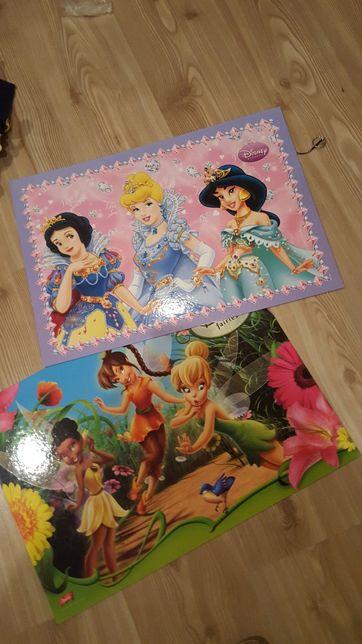 2 nowe podkładki na biurko Disney