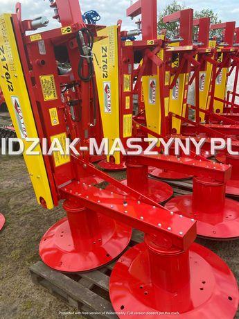 Kosiarka rotacyjna 1,85m bębnowa nowa transport gwarancja producenta
