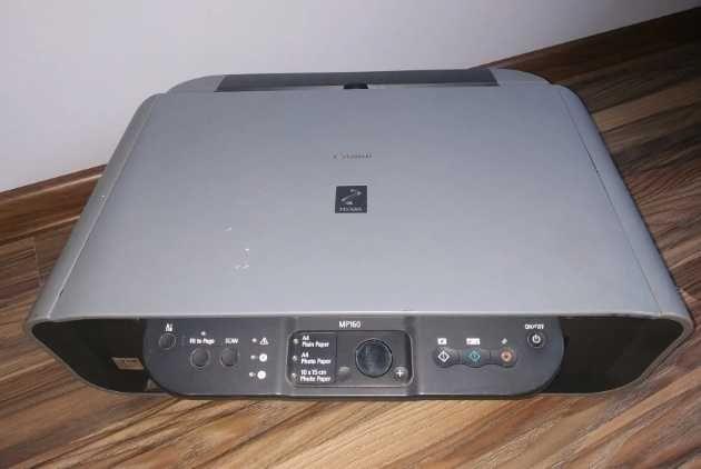 Принтер, сканер canon MP 160