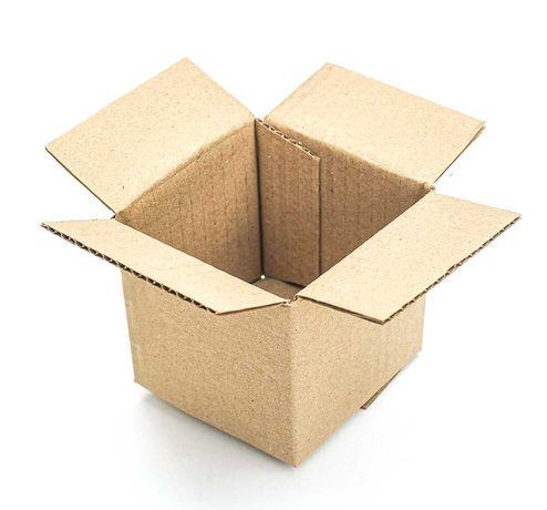Картонные коробки, в постоянном наличии более 500 видов