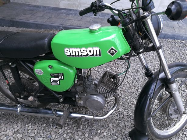 Simson s50 3biegi