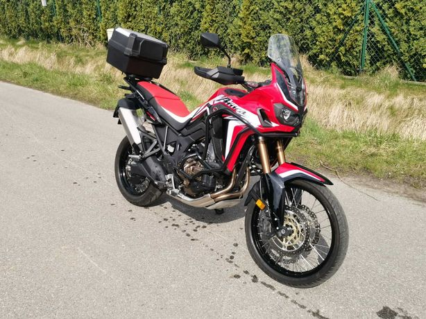 Africa Twin DCT CRF1000, salon Polska, FV 23%
