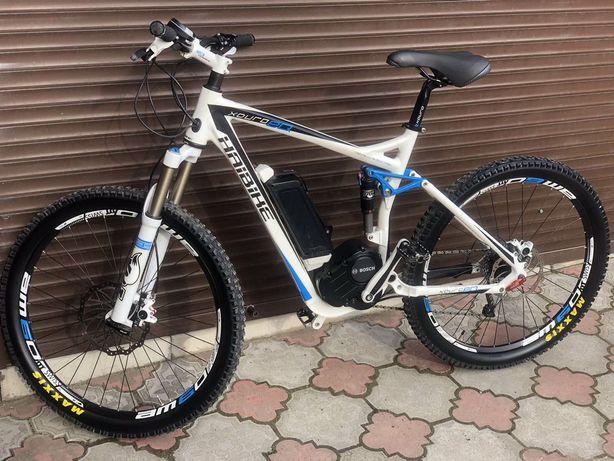 Электо велосипед HiBike E-Bike XDuro на ТОП Железе, СУПЕР состояние