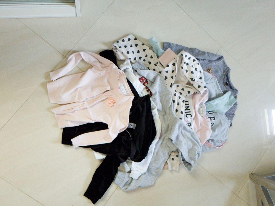 9 szt Bluzy dla dziewczynki !! hm reserved smyk zara Piaseczno - image 1