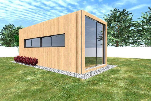 Contentor t1 /casa pré-fabricada/bungalow