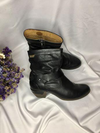 Ботинки на осень женские 100% кожа