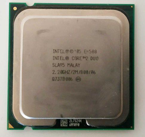 Processador Intel® Core™2 Duo E4500 2.20GHZ